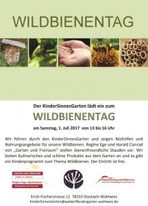 Wildbienentag